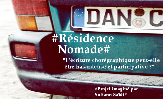 Visueel van project #RésidenceNomade#