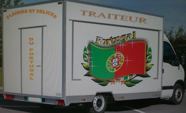 Visueel van project traiteur Plaisirs et Délices du Portugal