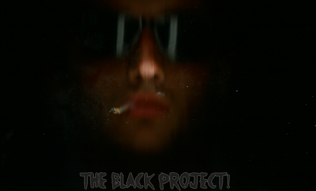 Project visual The Black Project