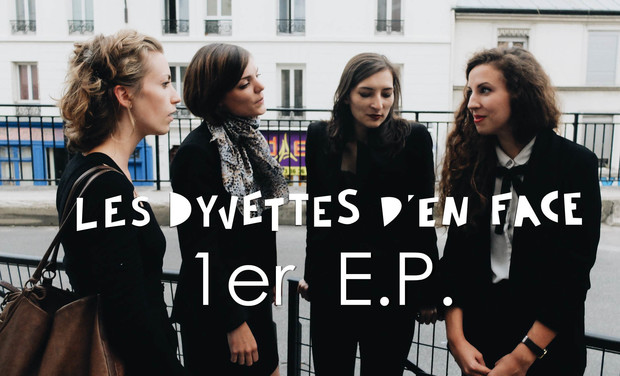 Project visual 1er E.P. des Dyvettes d'en Face