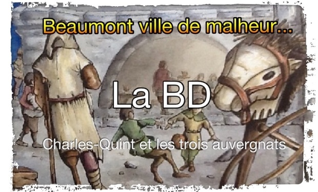 "Project visual "" Beaumont ville de malheur... """