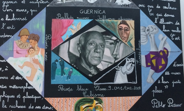 Project visual Projets Picasso