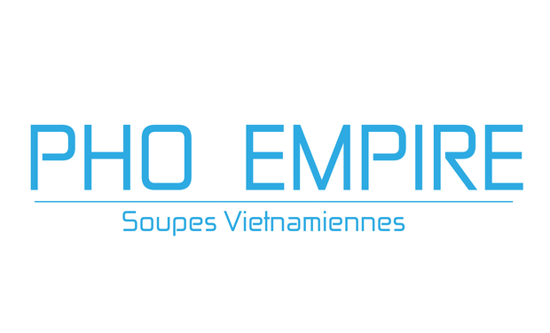 Project visual Pho Empire