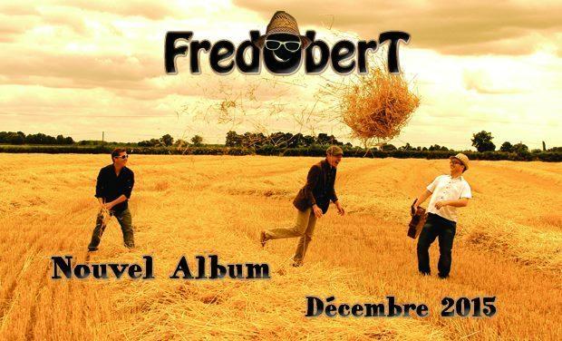 Visuel du projet Premier album de FredOberT