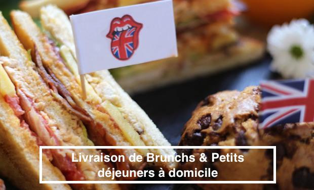 Visuel du projet Livraison de Brunchs & Petits déjeuners à domicile