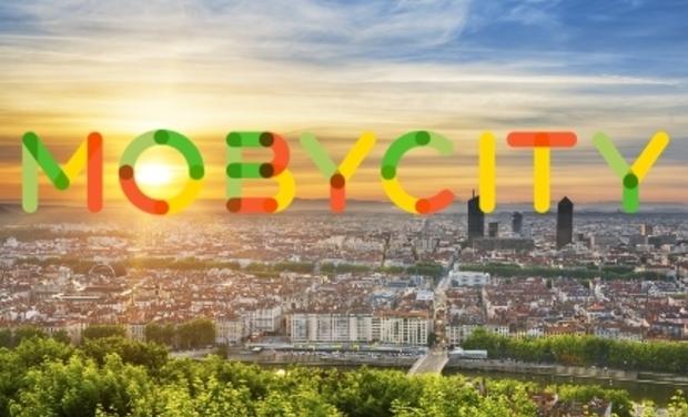 Visuel du projet MOBYCITY : Création du réseau social de la mobilité durable