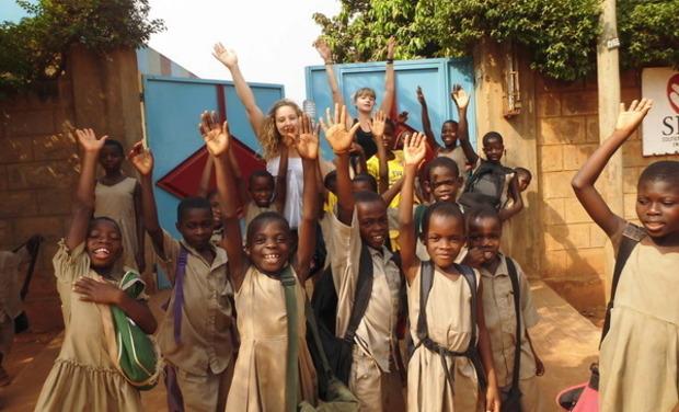 Project visual Psychomotricité pour les orphelins au Togo