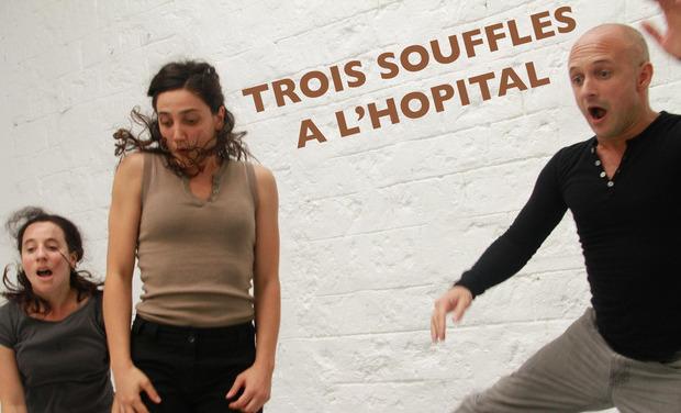 Project visual Trois Souffles à l'hopital