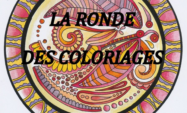 Project visual la ronde des coloriages