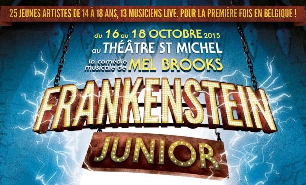 Project visual Frankenstein Jr