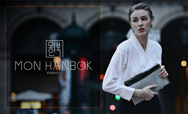 Project visual MON HANBOK PARIS
