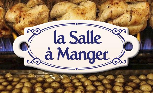Project visual La Salle à Manger : une rôtisserie à Nantes