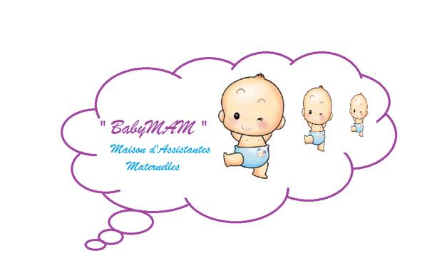 """Visueel van project Aidez à Créer notre """" BabyMAM"""""""
