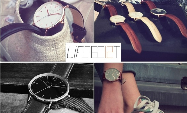 Project visual Montres Lifegeist