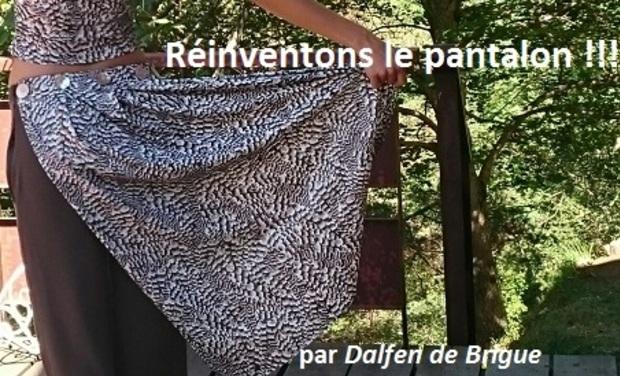 Project visual Réinventons le pantalon !!!