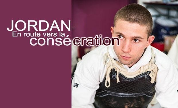 Visueel van project Jordan, la fougue au service du nippon kempo