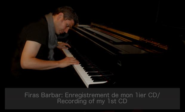 Visuel du projet Enregistrement d'un CD / CD Recording