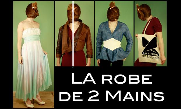 Project visual La Robe De 2 Mains