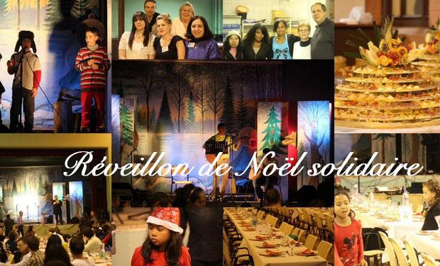 Visueel van project AIDEZ-NOUS A FINANCER NOTRE REVEILLON DE NOEL DE SOLIDARITE !