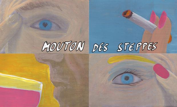 Visuel du projet Mouton Des Steppes - Premier clip !