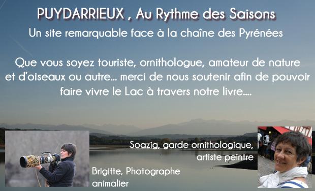 Visueel van project Puydarrieux, Au rythme des saisons