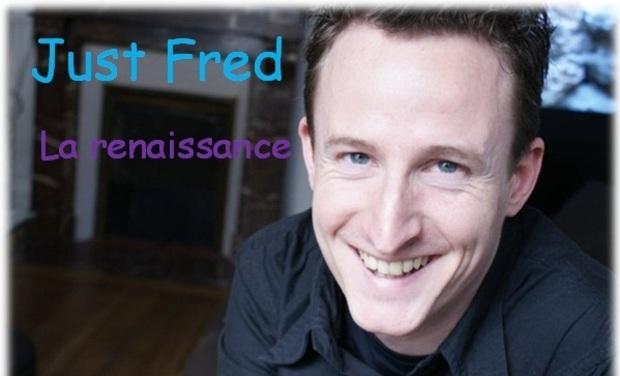 Visuel du projet Just Fred