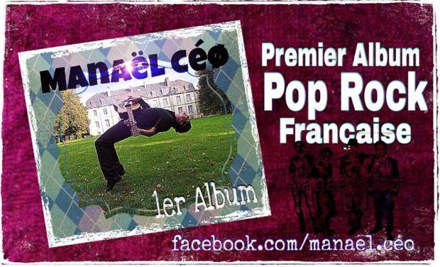 Visueel van project Album de Manaël Céo