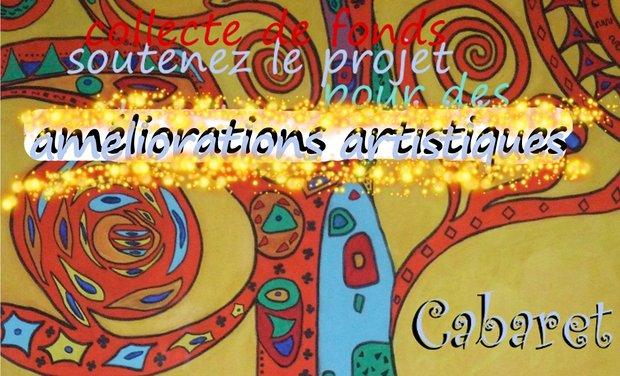 Visuel du projet Conférence théâtralisée Cabaret Jodorowsky