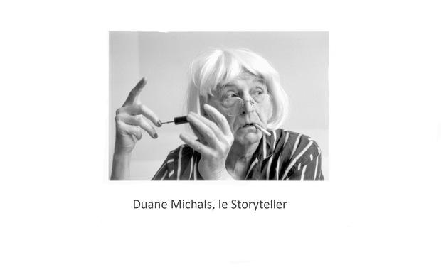 Visuel du projet Duane Michals, le Storyteller