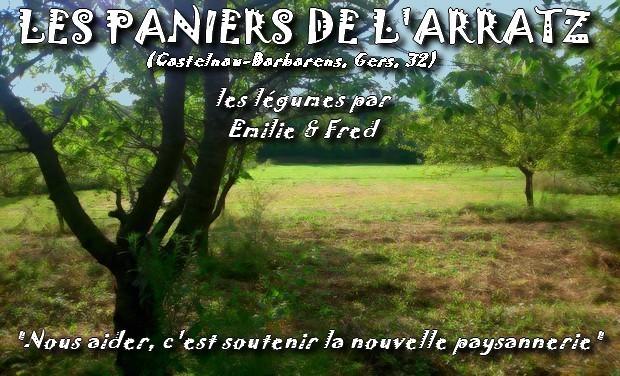 Visueel van project Les paniers de l'Arratz