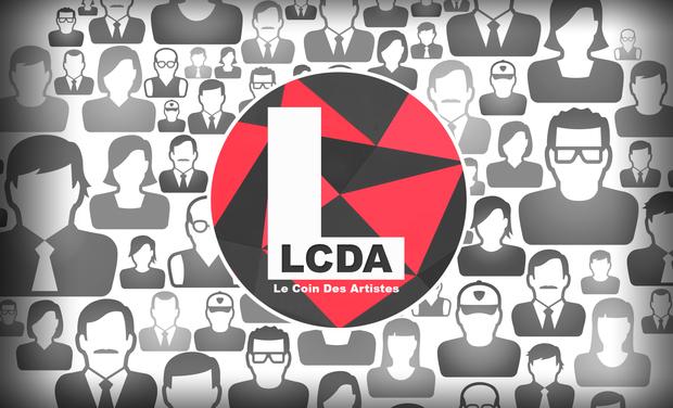 Visueel van project LCDA Studio, un espace pour tous !