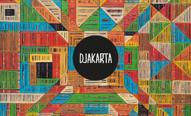 Project visual DJAKARTA 1er EP (5 titres) / 1st EP (5 tracks)