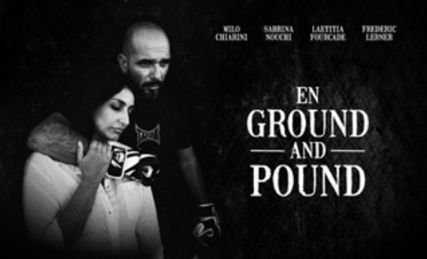 Project visual EN GROUND AND POUND