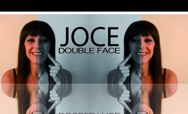 "Project visual JOCE  - Nouvel ALBUM ""DOUBLE FACE"""