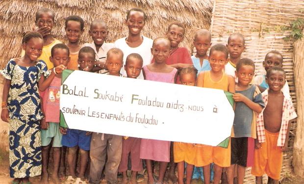 Visuel du projet Pour le financement d'un puit dans une école maternelle au Sénégal !