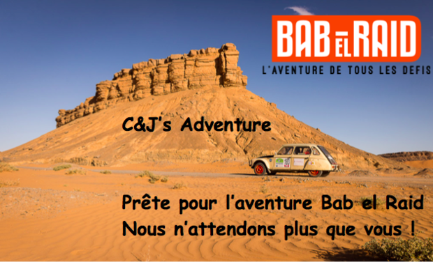 Visueel van project C&J's Adventure (Bab El Raid)