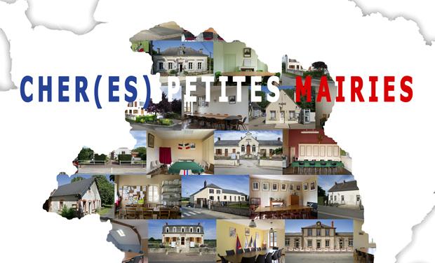 Visuel du projet Cher(es) Petites Mairies - Création d'une expo photo itinérante