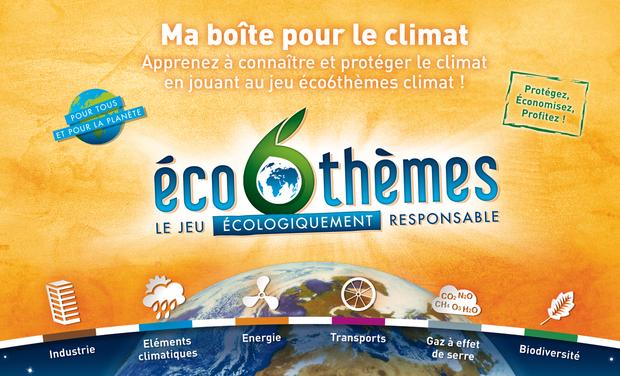 Visueel van project Ma boite pour le climat !