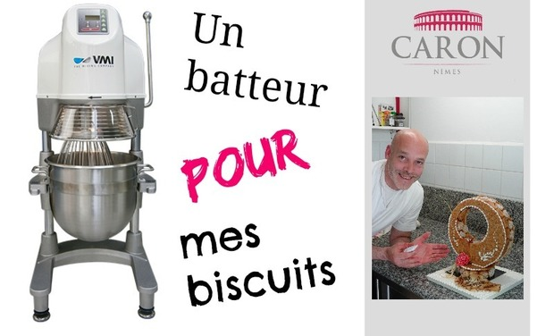 Project visual Biscuiterie CARON