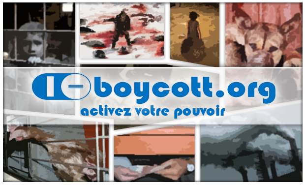 Project visual i-boycott.org