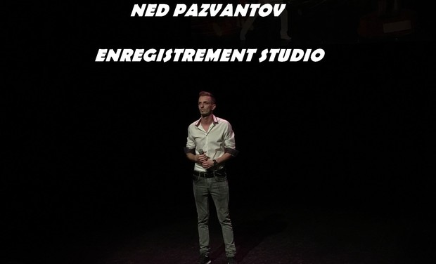Project visual ENREGISTREMENT STUDIO DE NED