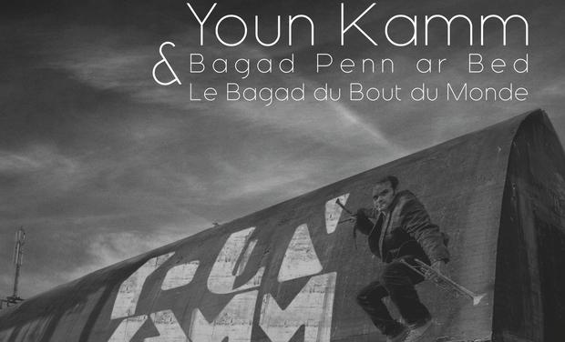 Visueel van project Youn Kamm & le Bagad du Bout du Monde