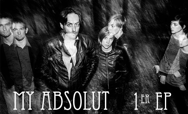 Visueel van project My Absolut - 1er E.P