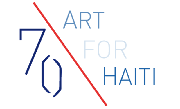 Project visual 70 ART FOR HAÏTI