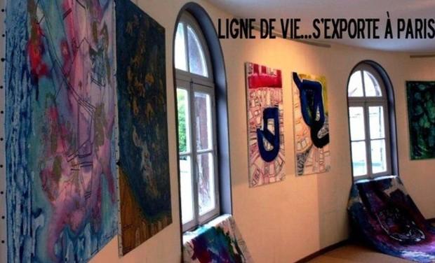 Visueel van project Ligne de vie...s'exporte à Paris