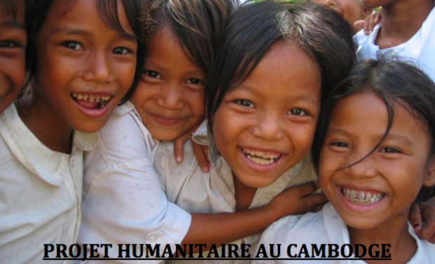 Visueel van project Humani'Cambodge