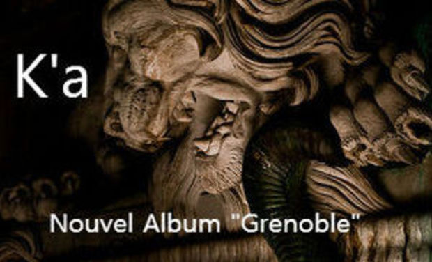 "Visueel van project Un nouvel ALBUM ""Grenoble"""