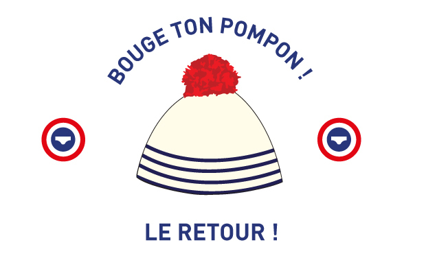 Project visual Bouge ton Pompon 2015 !