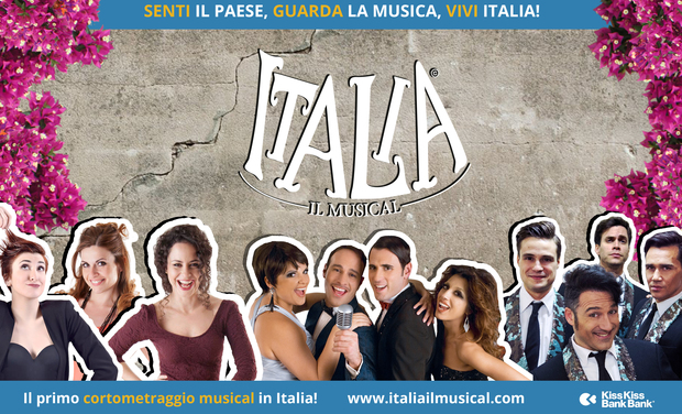 Project visual ITALIA - Il musical (Cortometraggio)
