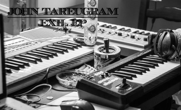 Visuel du projet Exil EP by John Tareugram